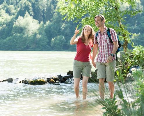 Gasthof Luger - Abenteuer Wasser