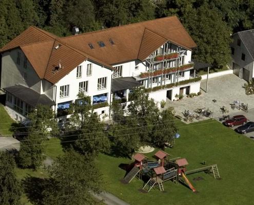 Gasthof Luger - Erlebnis-Spielplatz