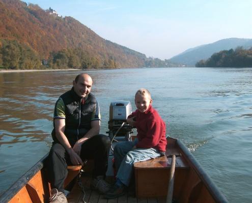 Gasthof Luger - Die Donau erleben