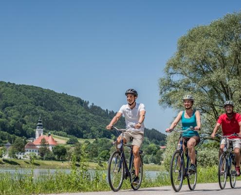 Gasthof Luger - Donauradweg
