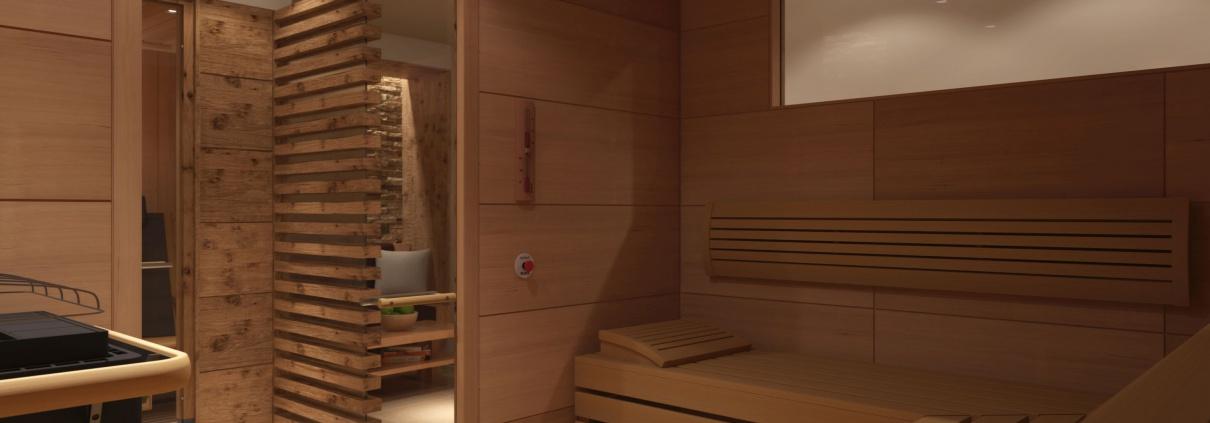 Gasthaus Luger – Wellnessbereich