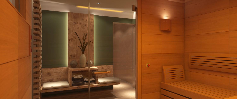 Gasthaus Luger - Wellnessbereich