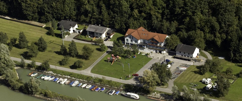 Gasthof Luger - Restaurant & Hotel an der Donau