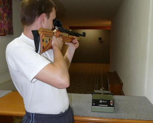 Gasthof Luger - Luftgewehr-Schießstand